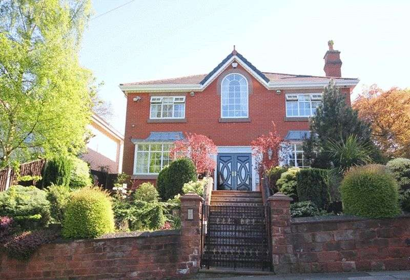 5 Bedrooms Property for sale in Woolton Hill Road, Woolton,Liverpool, L25