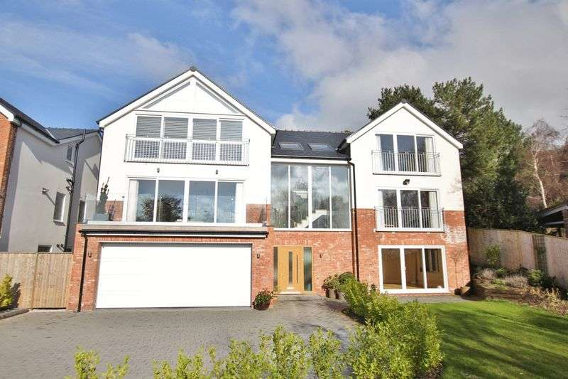 5 Bedrooms Property for sale in The Ridge, Lower Heswall, Wirral