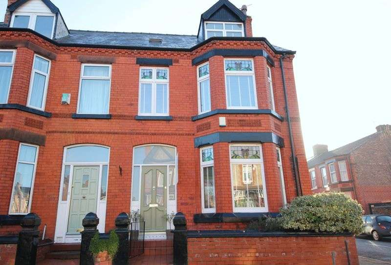 5 Bedrooms Property for sale in Woodlands Road, Aigburth, Liverpool, L17