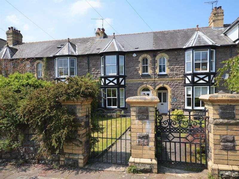 4 Bedrooms Property for sale in Windsor Road, Abergavenny