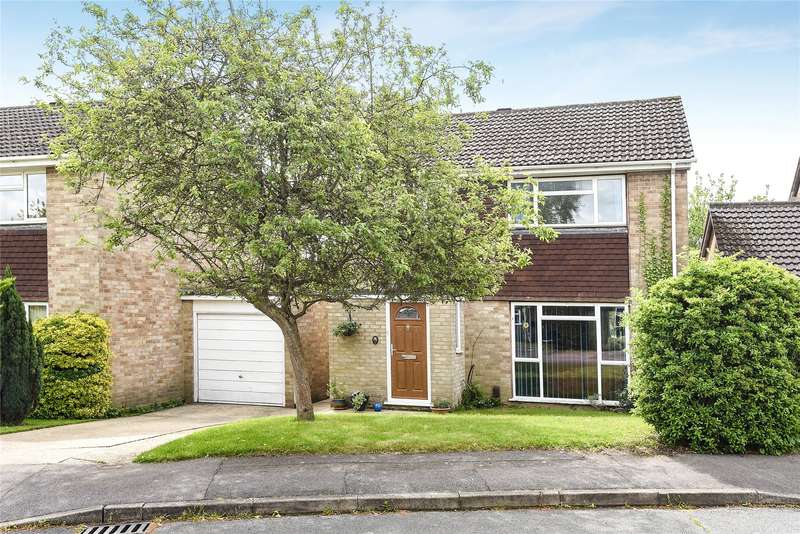 4 Bedrooms Detached House for sale in Bowyer Crescent, Wokingham, Berkshire, RG40
