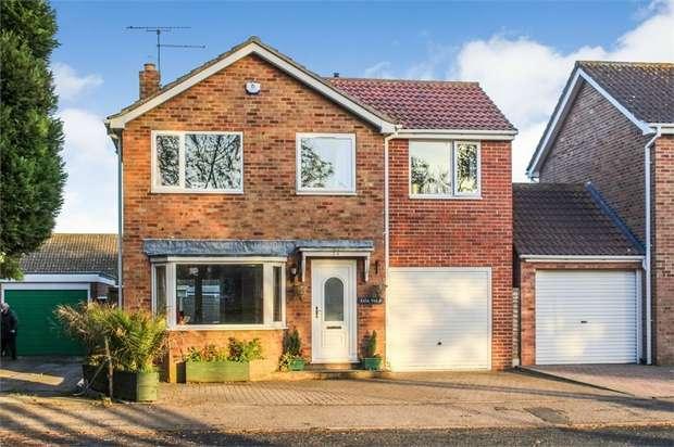 4 Bedrooms Detached House for sale in Bridlington Road, Stamford Bridge, York