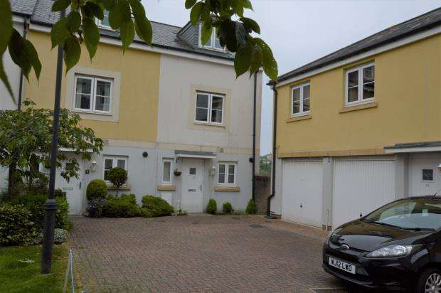 3 Bedrooms End Of Terrace House for sale in Maxwell Court, McKay Avenue, Torquay, Devon