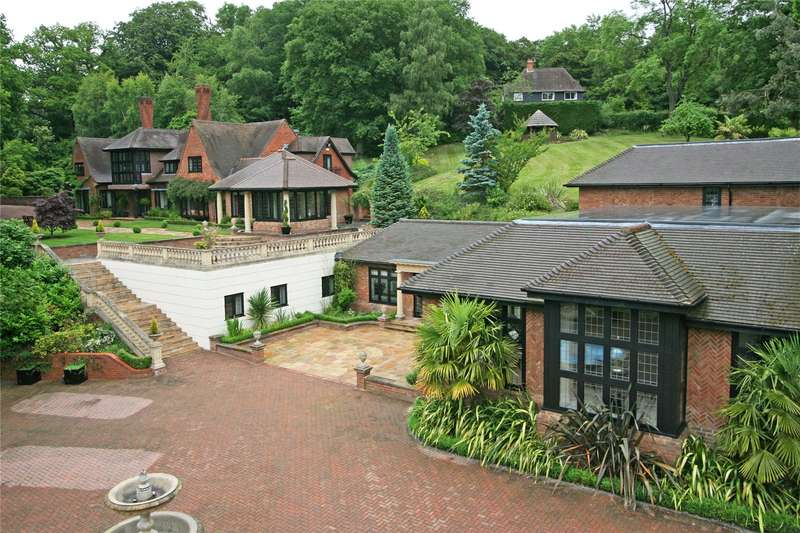 6 Bedrooms House for sale in Bowsey Hill, Wargrave, Berkshire, RG10
