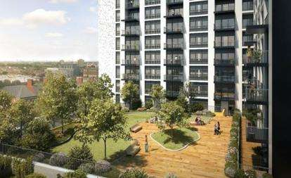2 Bedrooms Flat for sale in Valentines Towers, Ilford