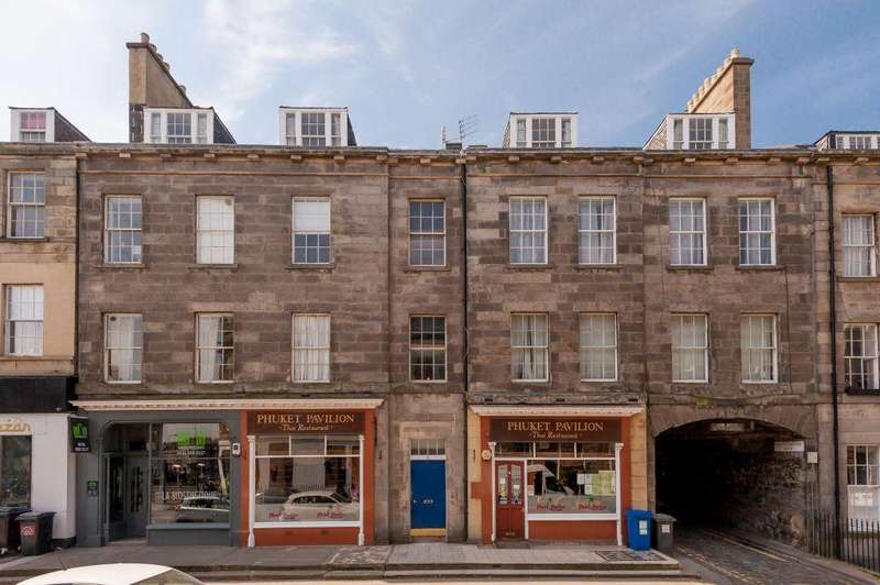 3 Bedrooms Flat for sale in 6/5 Union Street, Edinburgh, EH1 3LU