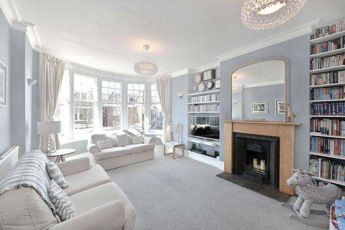 3 Bedrooms Maisonette Flat for sale in The Grove, Finchley, London, N3