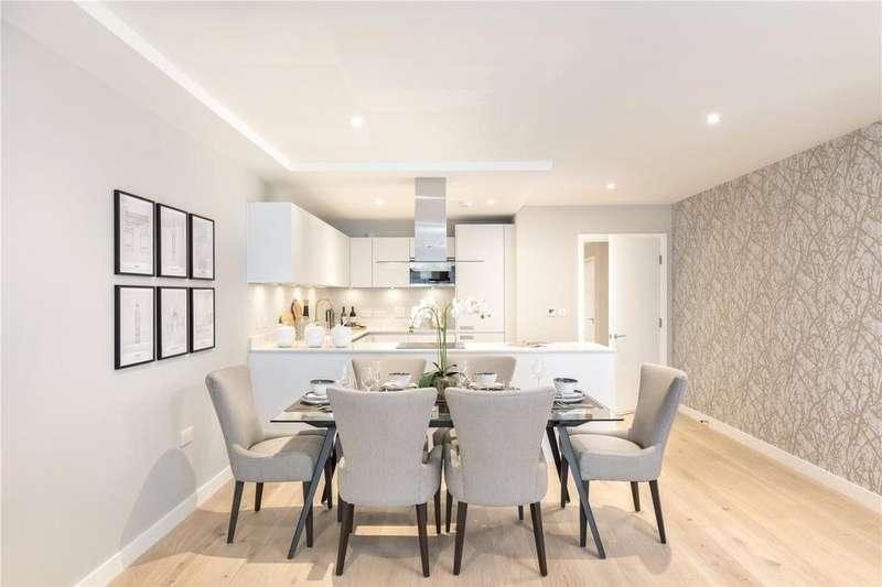 2 Bedrooms Apartment Flat for sale in King's Cross Quarter, 130-154 Pentonville Road, King's Cross, London, N1