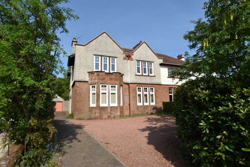 5 Bedrooms Semi-detached Villa House for sale in 105 Bentinck Drive, Troon, KA10 6HZ
