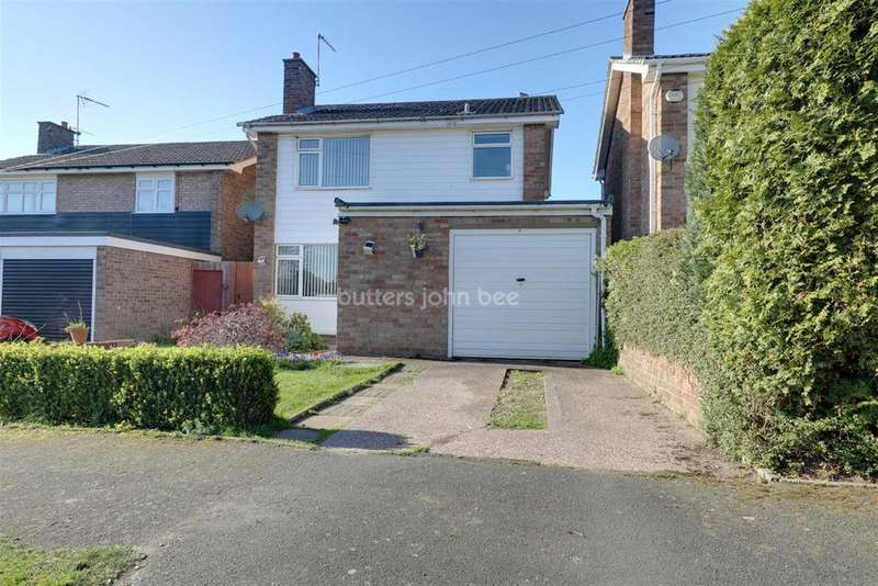 3 Bedrooms Detached House for sale in Bowness Court, West Heath
