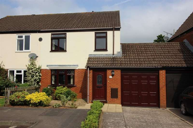 3 Bedrooms Semi Detached House for sale in Ullswater Close, Yate, Bristol, BS37 5SS