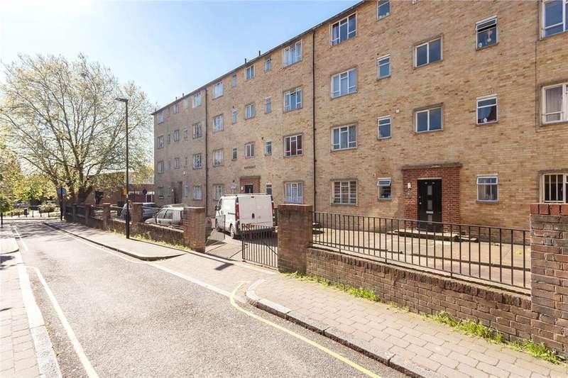1 Bedroom Flat for sale in Hayhurst Court, Dibden Street, London, N1