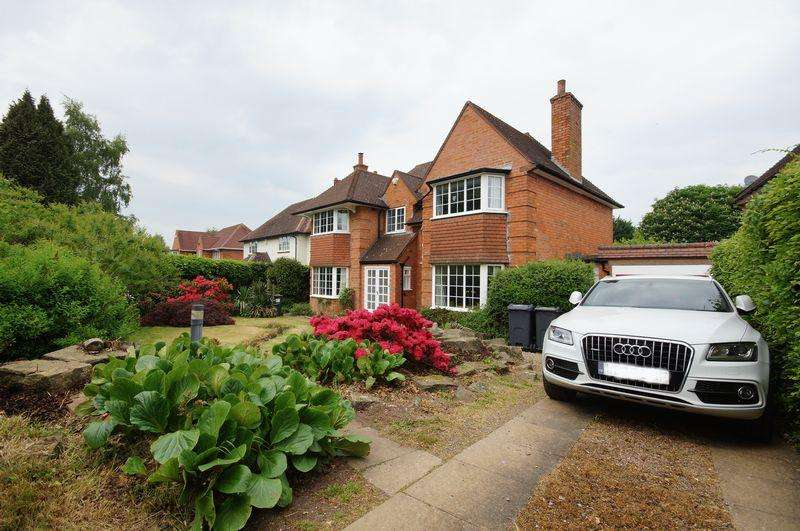 5 Bedrooms Detached House for sale in Innage Road, Bournville, Birmingham, B31 2DX