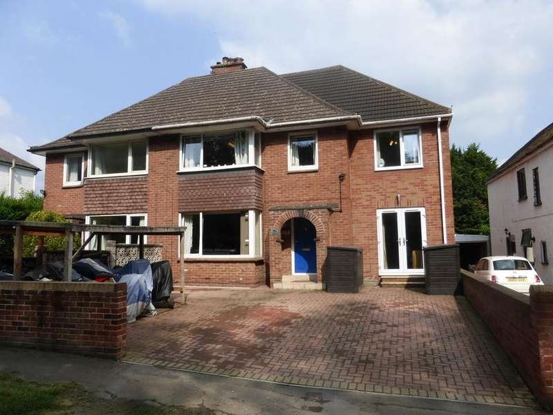 5 Bedrooms Semi Detached House for sale in Innsworth Lane, Innsworth, Gloucester, GL3