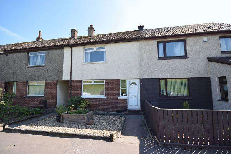 2 Bedrooms Terraced House for sale in 5 Kilwinning Road, Stewarton KA3 3DJ