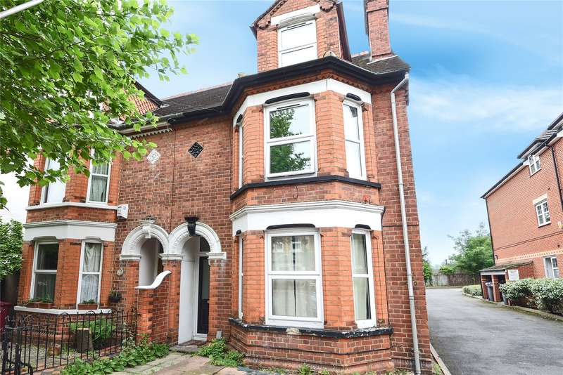 6 Bedrooms Terraced House for sale in Wantage Road, Reading, Berkshire, RG30