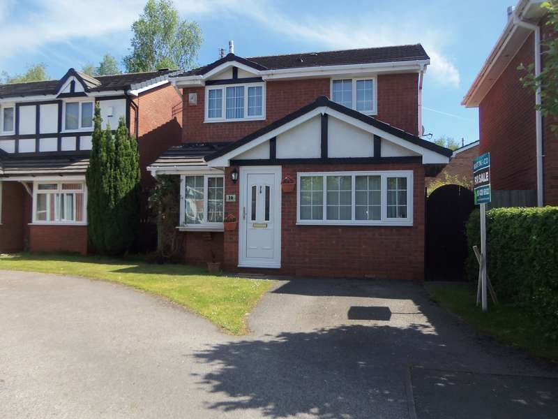 3 Bedrooms Detached House for sale in Halewood, Liverpool L26