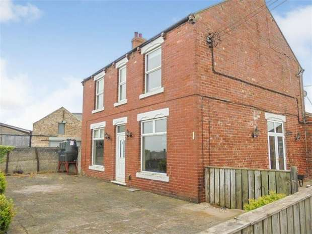 3 Bedrooms Detached House for sale in Evenwood Gate, Bishop Auckland, Durham