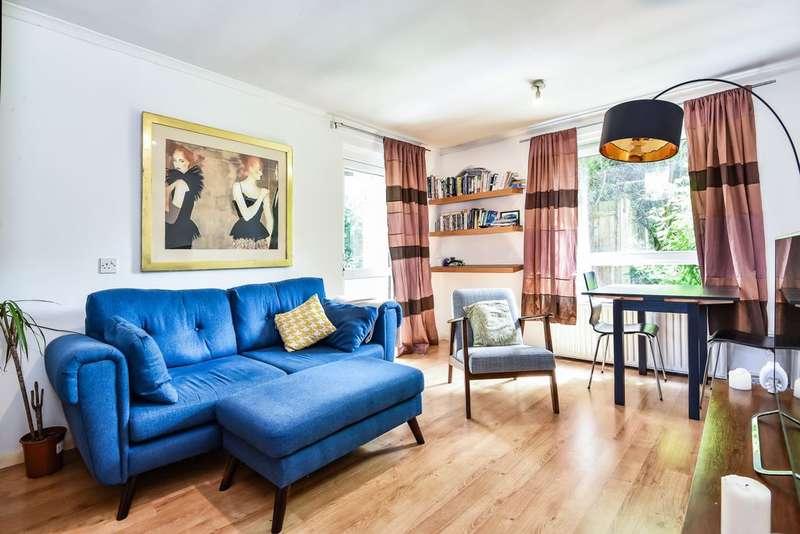 1 Bedroom Flat for sale in Allendale Close, Sydenham, SE26