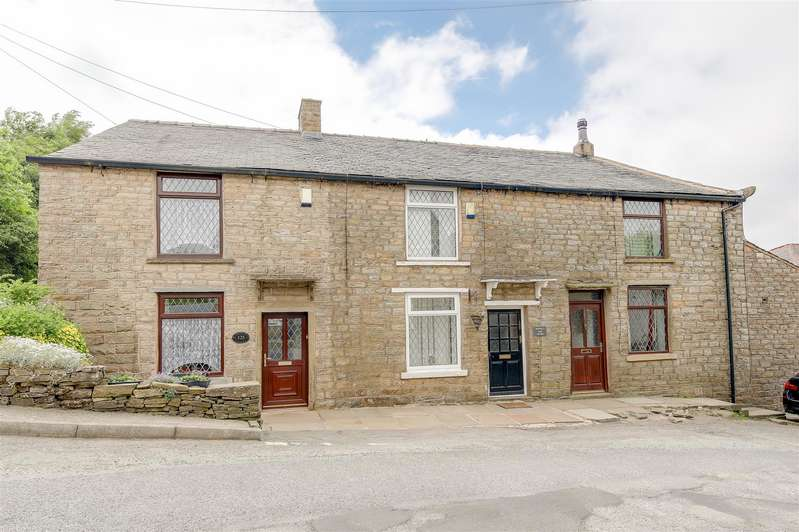 4 Bedrooms Cottage House for sale in Northfield Road, Rising Bridge, Accrington
