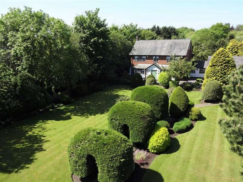 4 Bedrooms House for sale in Moss House Lane, Westby