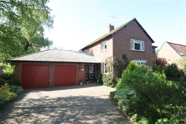 4 Bedrooms Detached House for sale in Heads Nook , Brampton, Cumbria, CA8 9AE