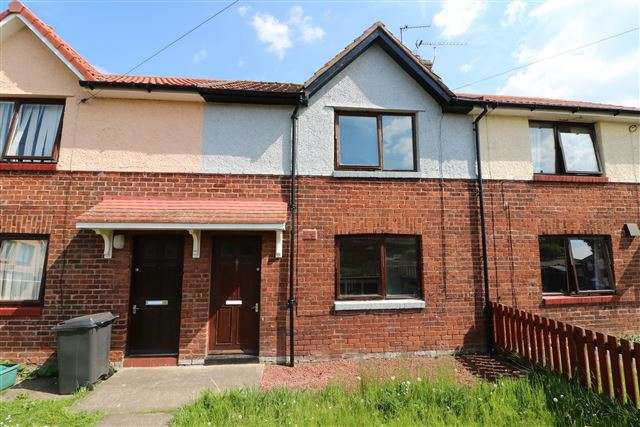 2 Bedrooms Terraced House for sale in Orton Road, Carlisle, Cumbria, CA2 7HA