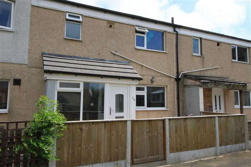 3 Bedrooms Mews House for sale in Calver Close, Gamesley, Glossop