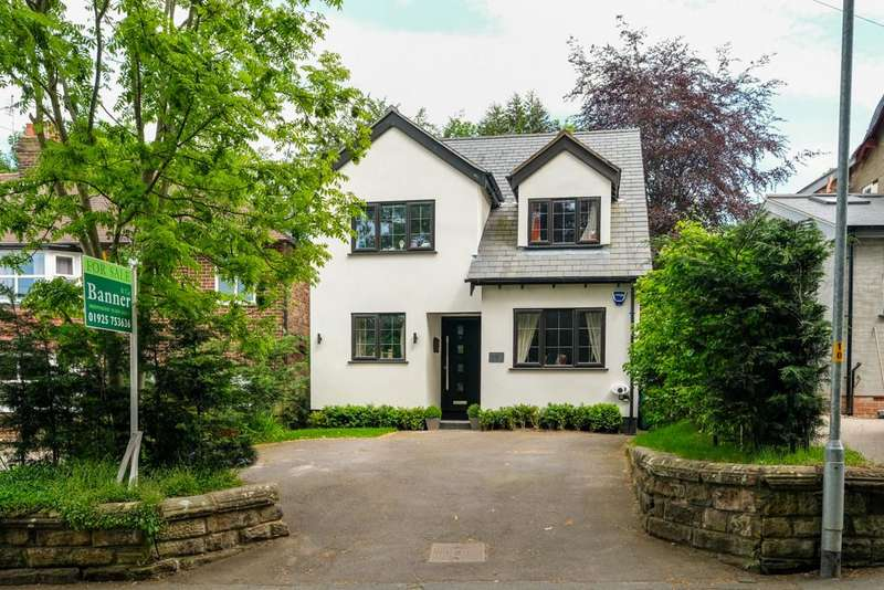 4 Bedrooms Detached House for sale in Rectory Lane, Lymm