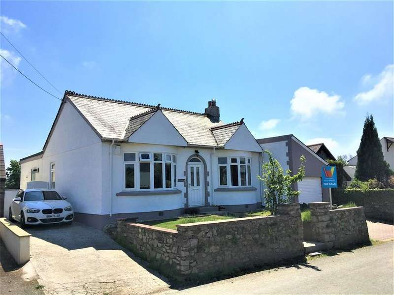 3 Bedrooms Detached Bungalow for sale in Broad Lane, Trematon