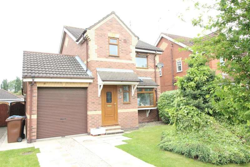 3 Bedrooms Detached House for sale in Cranberry Way, Hull