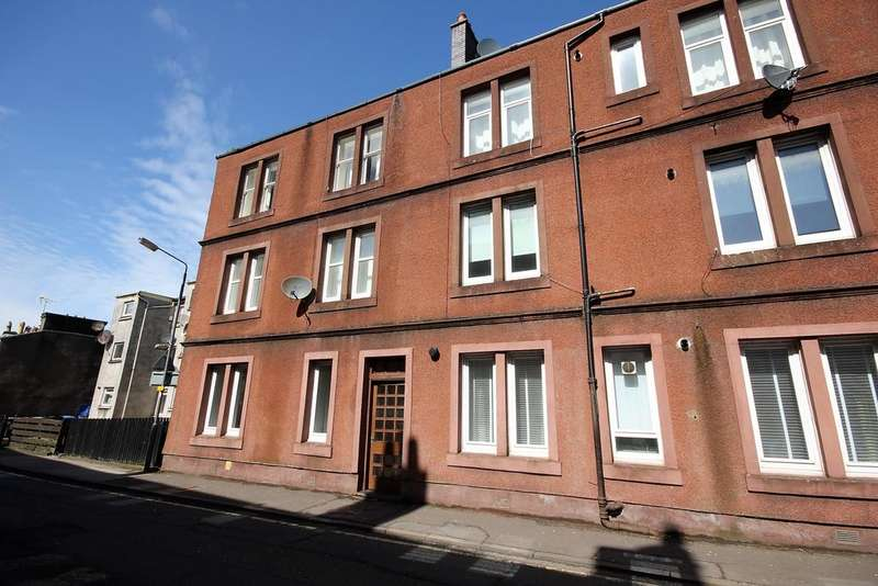 2 Bedrooms Ground Flat for sale in 43 Gateside Street, Largs