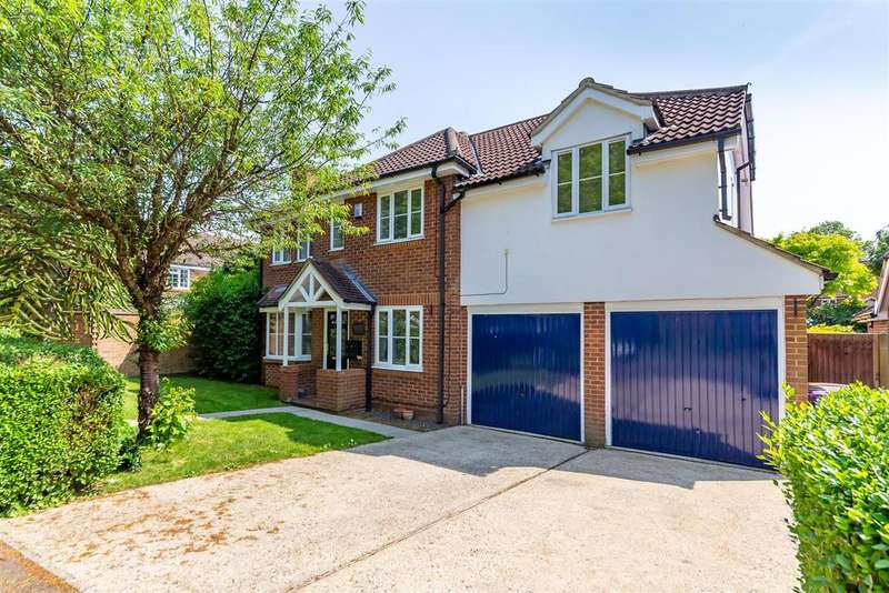 5 Bedrooms Detached House for sale in Alban Road, Letchworth Garden City