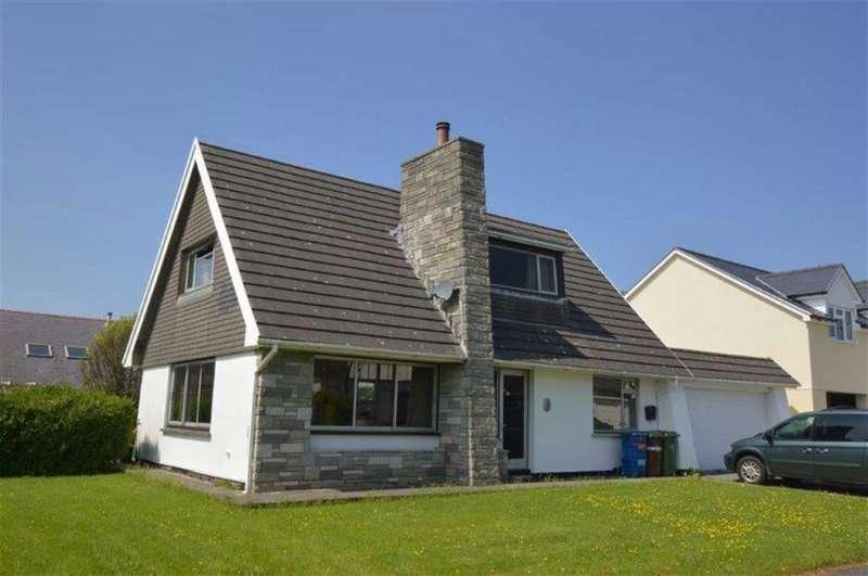 4 Bedrooms Detached House for sale in 34, Faenol Isaf, Tywyn, Gwynedd, LL36