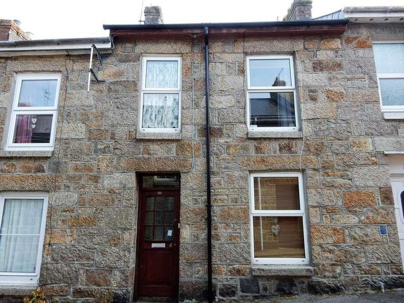 3 Bedrooms Terraced House for sale in Wesley Street, Heamoor TR18