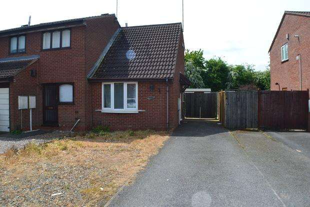 1 Bedroom End Of Terrace House for sale in The Poppins, Anstey Heights, Leicester, LE4