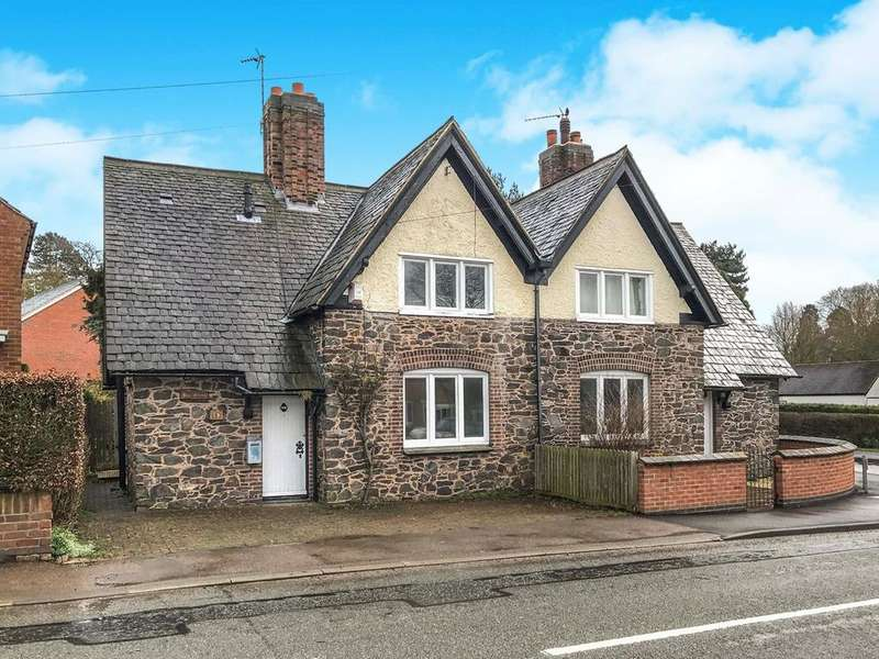 3 Bedrooms Cottage House for sale in Gynsill Lane, Anstey, Leicester, LE7