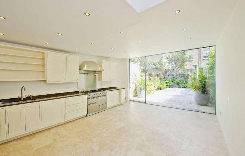 6 Bedrooms Terraced House for sale in Dewhurst Road, Brook Green, London, W14