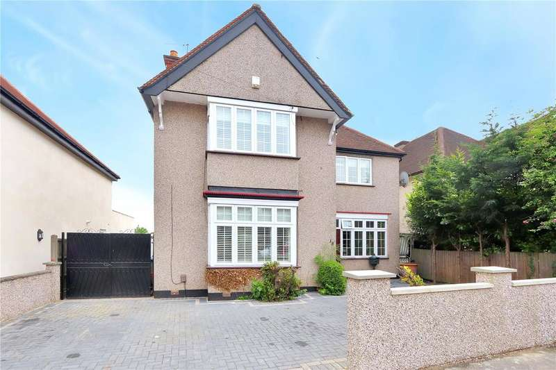 4 Bedrooms House for sale in Park Avenue, Watford, Herts, WD18