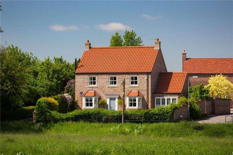 5 Bedrooms Detached House for sale in Dales Court, Stillingfleet, York, YO19