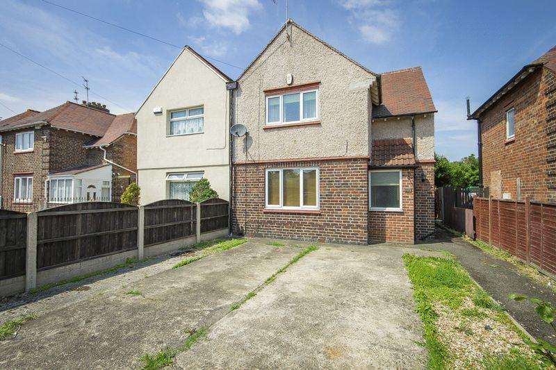 3 Bedrooms Semi Detached House for sale in BOOTH STREET, ALVASTON
