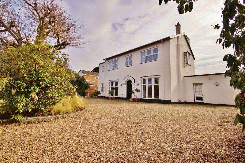 6 Bedrooms Detached House for sale in Barkfield Lane, Liverpool