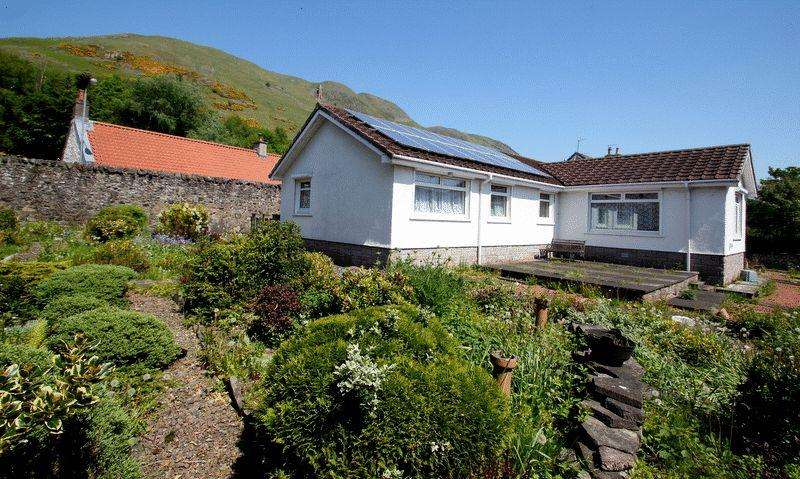 3 Bedrooms Detached Bungalow for sale in Glassford Square, Tillicoultry