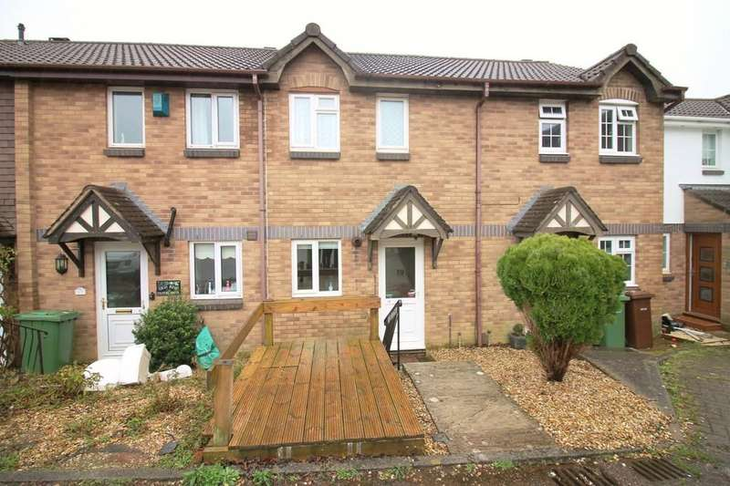 2 Bedrooms Terraced House for sale in Bakers Close, Plympton
