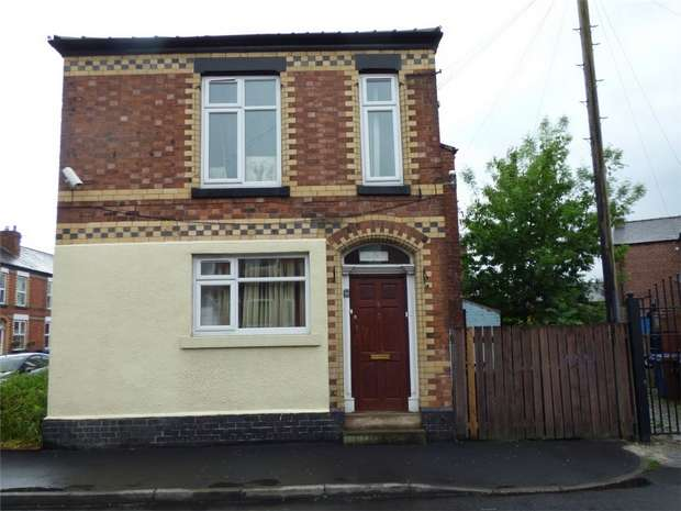 3 Bedrooms End Of Terrace House for sale in Aberdeen Crescent, Edgeley, Stockport, Cheshire