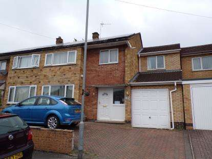 4 Bedrooms Semi Detached House for sale in Dovedale Road, Thurmaston, Leicester, Leicestershire