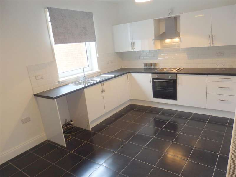 2 Bedrooms Terraced House for sale in Wood Street, Spennymoor