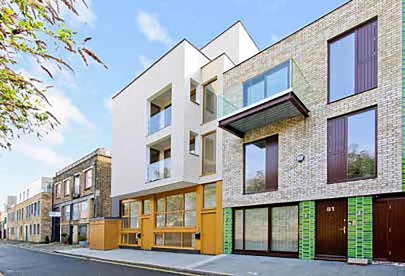 2 Bedrooms Flat for sale in Trinity Lofts, London Bridge, SE1