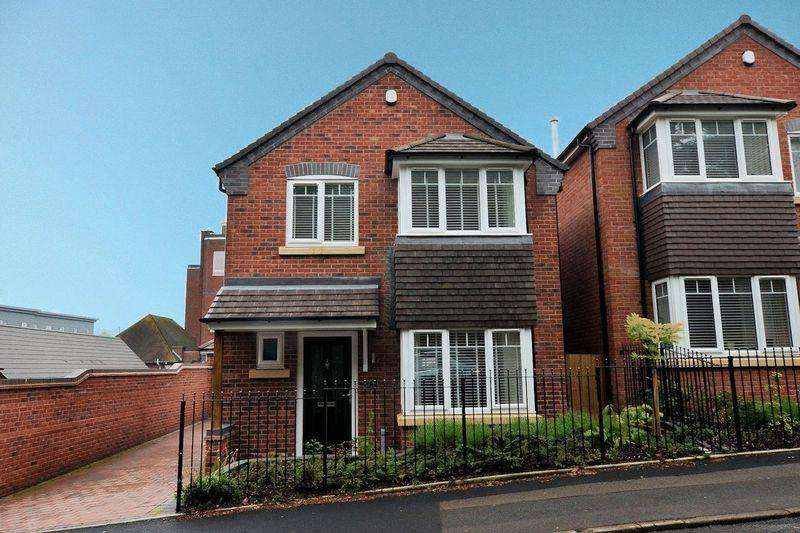 4 Bedrooms Detached House for sale in Cobham Road, Halesowen