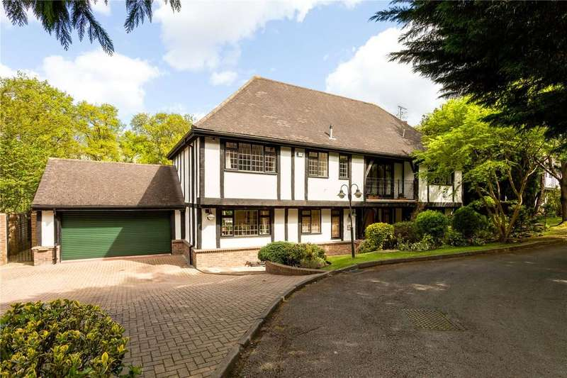 7 Bedrooms Detached House for sale in Wolsey Close, Wimbledon, London, SW20